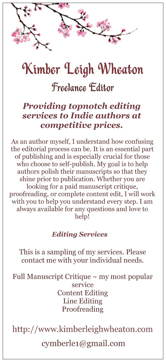 Professional Freelance Book Editing for Indie Authors and Publishers