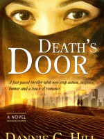 thriller mystery book cover design