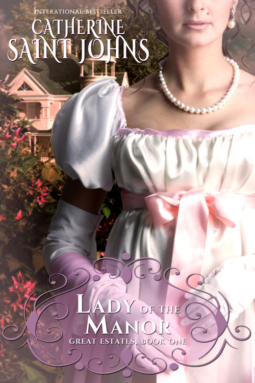 Premade ebook cover for historical regency romance books Ref: 4181