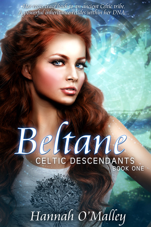 Celtic YA Fantasy Premade Ebook Cover 4196