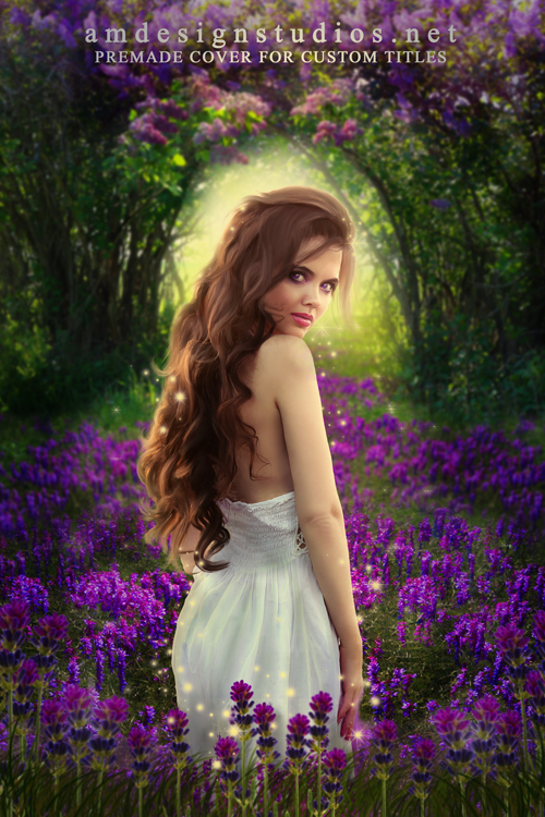Premade book cover: fae, fairy, fairytale, magic, YA, adult fae, witches, fantasy REF: 4199