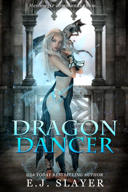 Dragon Fantasy Premade eBook Cover #4194: fantasy fiction, dragons, magic