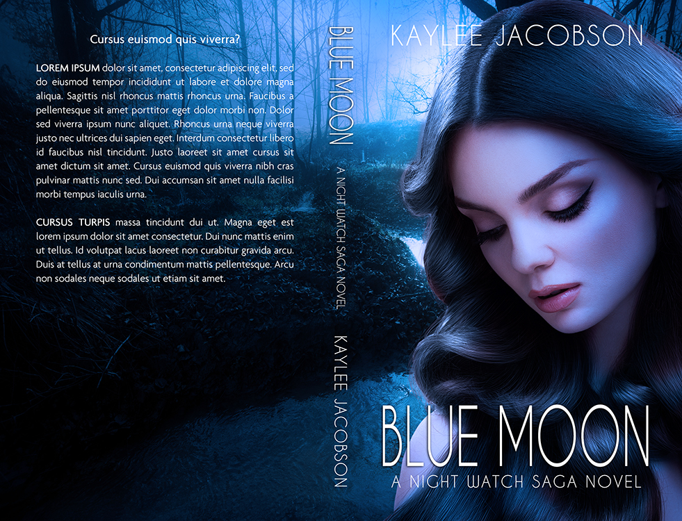 premade_4216_print Young Adult paranormal fantasy, dark, moody premade ebook and print cover
